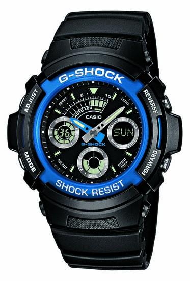 CASIO G-SHOCK Basis AW-591-2AER