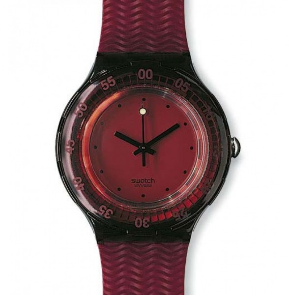 Scuba Red Wood (SDR100)