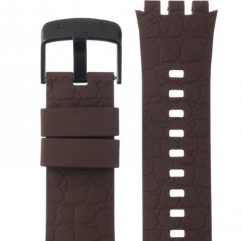 BROWN TIP / SILICONE STRAP