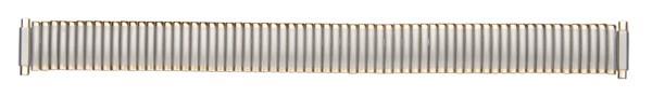 Flex Uhrarmband aus Edelstahl Bicolor 71-3109