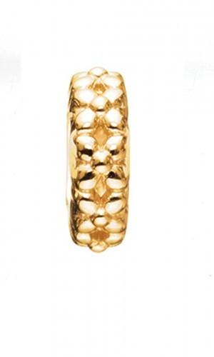 STORY Ring Silber vergoldet Blumen 5008575