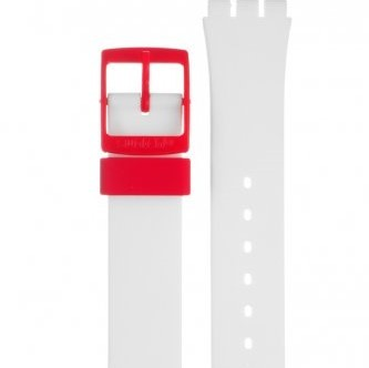 HIT THE LINE / SILICONE STRAP
