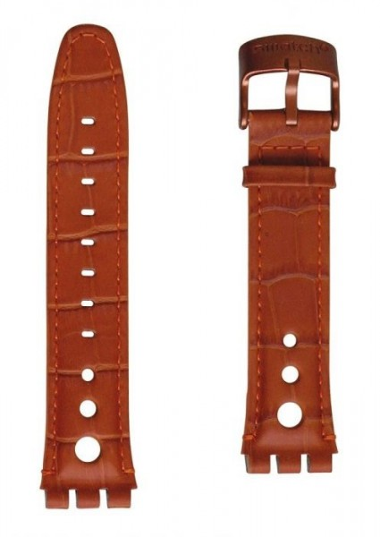 ROUILLE / LEATHER STRAP