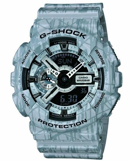CASIO G-SHOCK Premium GA-110SL-8AER