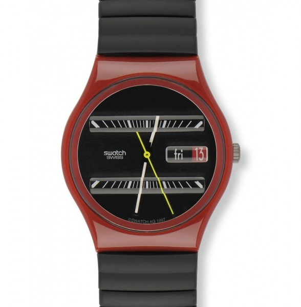 Swatch Gent Flex Voltage (GR702)