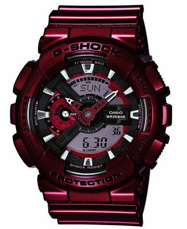 CASIO G-SHOCK Premium GA-110NM-4AER