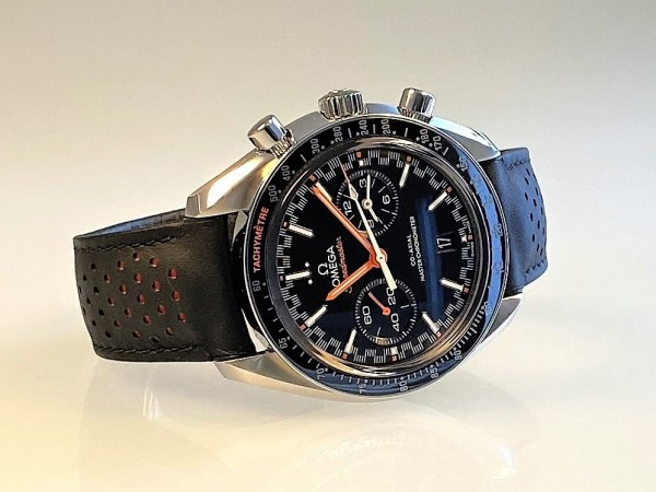 Omega Speedmaster Racing Co-Axial Master Chronometer Chronograph 44,25 mm 329.32.44.51.01.001, OVP