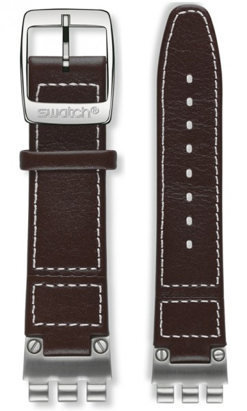 Ersatzband I-Chrono Brown Leather (AYCS008)