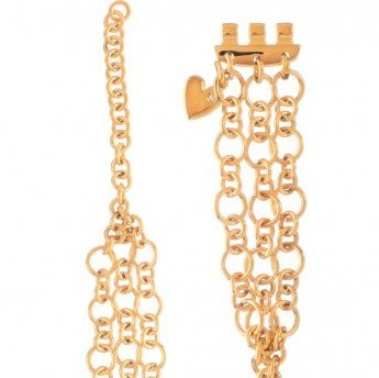 GOLDEN CURL / ST.STEEL STRAP