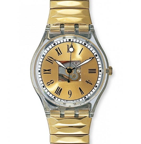 Swatch Gent Flex Big Nomisma (GK256)