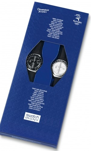 Swatch Olympia Swagmen Set (YZS02PACK)