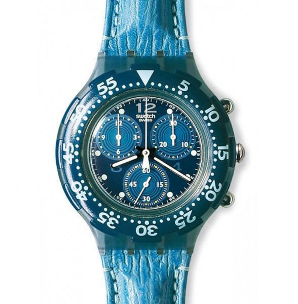 Aqua Chrono Blue Wings (SBL100)