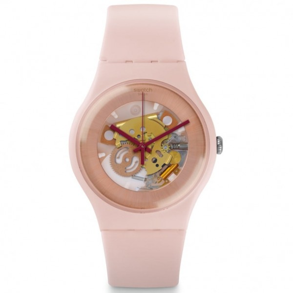 Swatch New Gent SHADES OF ROSE (SUOP107)