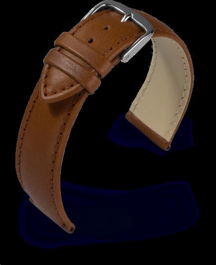 Lederband Taurus cognac 20 mm 342 62025