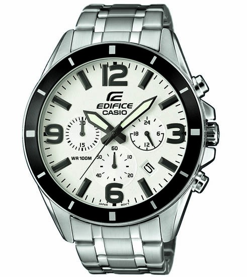 CASIO EDIFICE Basis EFR-553D-7BVUEF