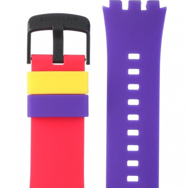 YELLOW TANG / SILICONE STRAP