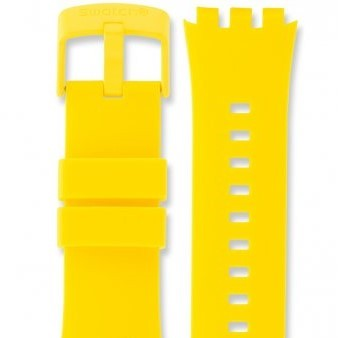 SWATCH TOUCH YELLOW / SILICONE