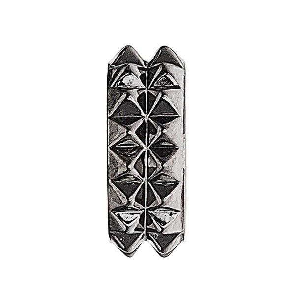 STORY Ring Silber schwarz rhodiniert (6008373)