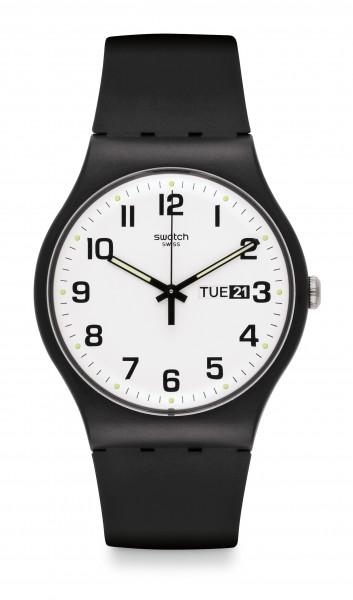 Swatch New Gent TWICE AGAIN (SUOB705)
