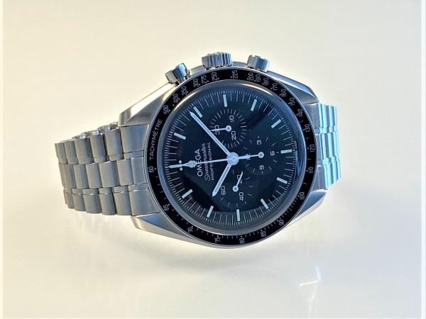 Omega Speedmaster Moonwatch Professional Co-Axial Master Chronometer, Chrongraph mit Handaufzug, 42