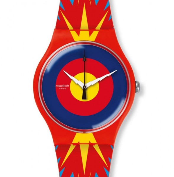 Swatch New Gent Special JOVA TIME (SUOZ220)