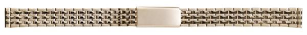 Stalux Uhrarmband aus Edelstahl vergoldet 70-785452