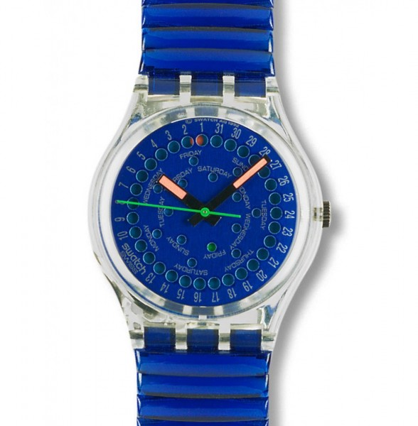 Swatch Gent Flex Drop (GK708)