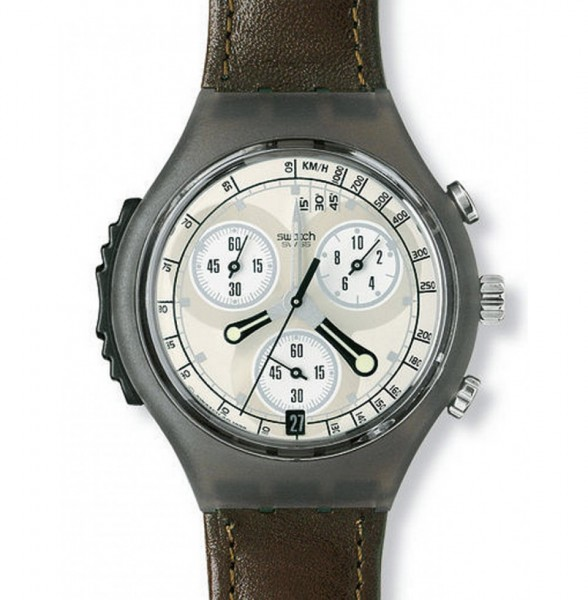 Swatch Alarm Chrono Tacho (SOM400)