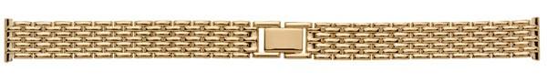 Stalux Uhrarmband aus Edelstahl vergoldet 70-786132