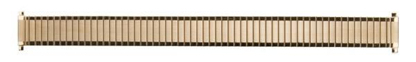 Flex Uhrarmband aus Edelstahl vergoldet 76-425141