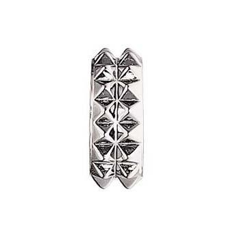 STORY Ring Silber Link m/Nieten 4008373