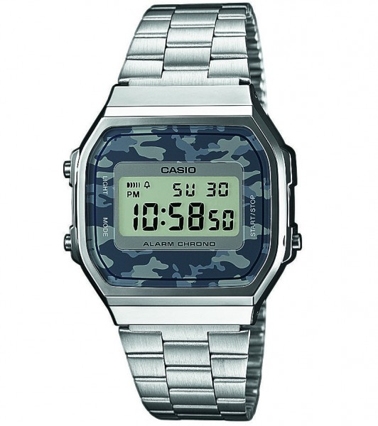 CASIO Retro A168WEC-1EF