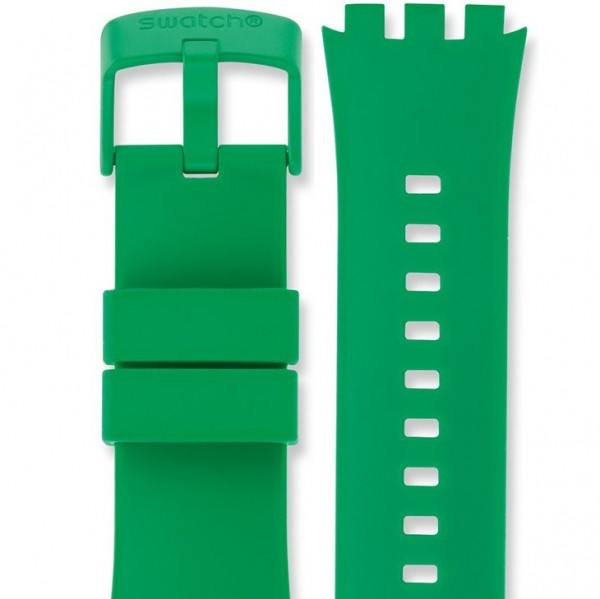 SWATCH TOUCH GREEN / SILICONE