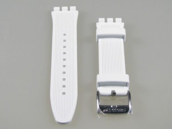 SISTEM WHITE / RUBBER STRAP