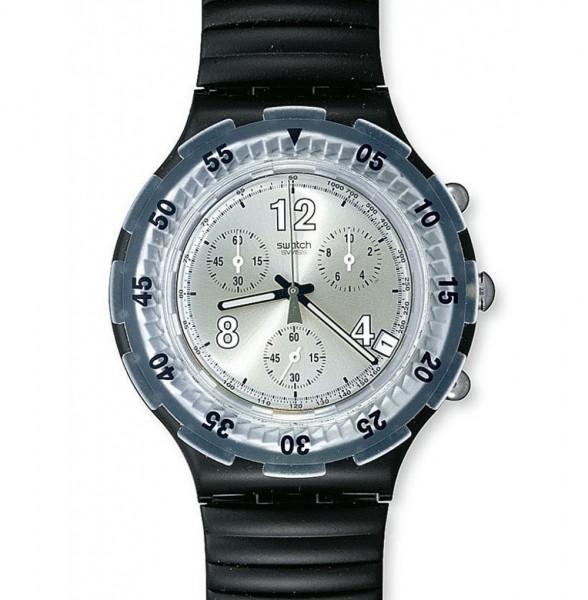 Aqua Chrono Deep Silver (SBB400A)
