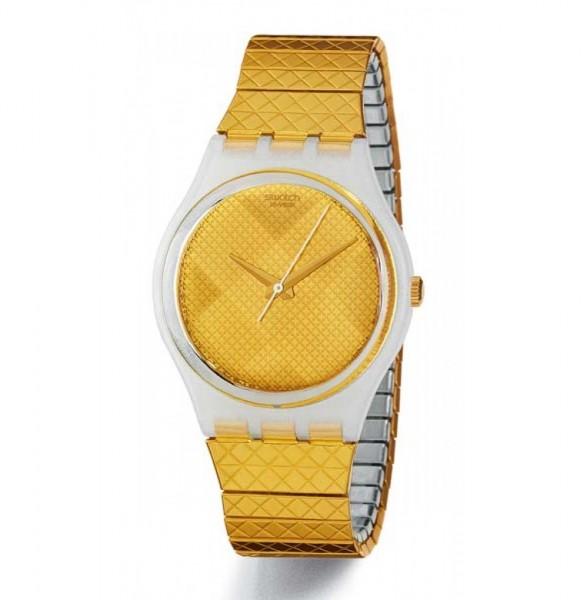 Swatch Gent Flex Goldpapier (GW124)