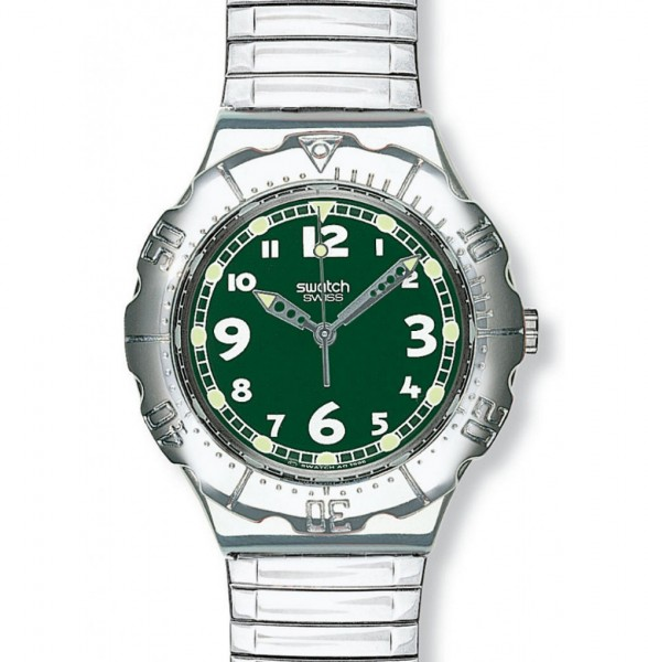 Irony Scuba Green Dip L (YDS105A)