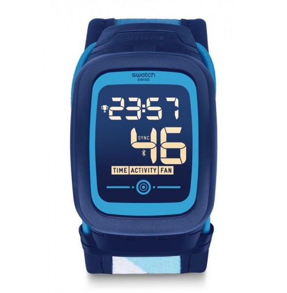Swatch Touch Zero Two NOSSAZERO2 Gr. XL (SVQN102XL)