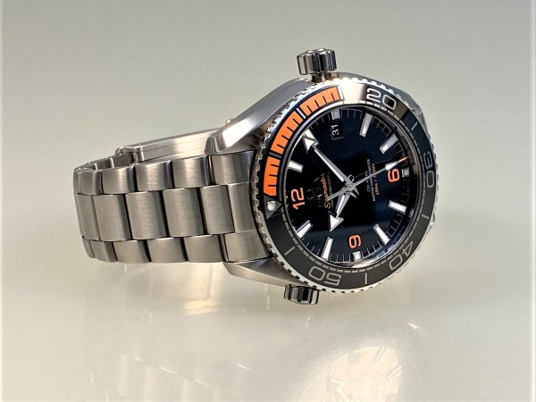 Omega Seamaster Planet Ocean 600M Co-Axial Master Chronometer, 43,5 mm